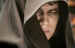 Anakin evil